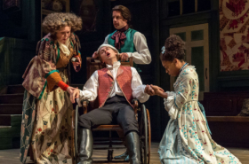 Norris's National revives classic The Beaux' Stratagem
