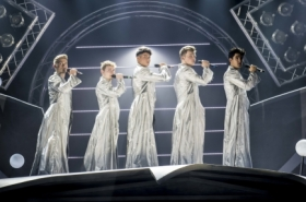 First look at Take That musical The Band