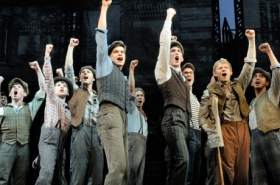 Win tickets to our exclusive Newsies screening