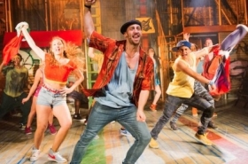 In the Heights set for London return?