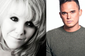 Alison Jiear, Simon Webbe and Gareth Gates star in Three Little Pigs musical