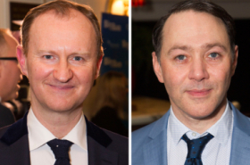 Mark Gatiss, Steve Pemberton and Reece Shearsmith to host Edinburgh Comedy Awards