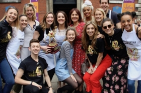 In pictures: 42nd Street wins West End Bake Off