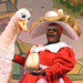 Clive Rowe reprises his Mother Goose in Hackney