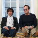 Rehearsal Pics: Stephen Mangan and Matthew Macfadyen rehearse Perfect Nonsense