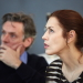 Gina McKee and cast rehearse The Mother
