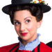Zizi Strallen stars in Mary Poppins tour