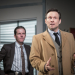First look at Christian Slater, Kris Marshall and Robert Glenister in Glengarry Glen Ross