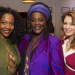 Sharon D Clarke and cast celebrate opening night of The Life