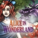 Octagon spends Christmas with Alice in Wonderland
