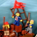 Stagey Lego exhibition to open at the Theatre Cafe