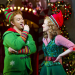 Production pics: Kimberley Walsh and Ben Forster in Elf