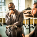 First look: Lenny Henry and the cast of The Resistible Rise of Arturo Ui in rehearsals
