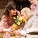 Caroline Catz, Saskia Reeves and the cast of Curtains: first look