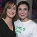 Jenna Russell, Kaisa Hammarlund and the cast of Fun Home celebrate first night photos