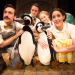 What's in my dressing room? - Penguins from Mr Popper's Penguins