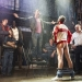 The cast of The Full Monty chat with WhatsOnStage