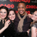 Terry Gilliam and John Barrowman join Cuba Gooding Jr and the cast of Chicago on opening night