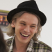 Jamie Campbell Bower and Lauren Samuels rehearse Bend It Like Beckham