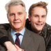 James Fox and son Jack star in Dear Lupin adaptation