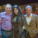 Andrew Lloyd Webber and Cameron Mackintosh visit Cats in Blackpool