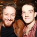 James McAvoy joins cast for opening night of Teh Internet is Serious Business