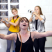 Sweet Charity starring Gemma Sutton in rehearsals  at the Watermill