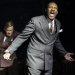 Lenny Henry and cast in The Resistible Rise of Arturo Ui at the Donmar Warehouse