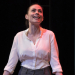Hayley Atwell, Tom Riley and Aidan McArdle in Dry Powder at Hampstead Theatre
