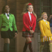 Lin-Manuel Miranda and the cast of Heathers at their West End gala