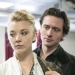 Natalie Dormer and David Oakes in rehearsals for Venus in Fur