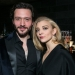 Natalie Dormer and David Oakes celebrate first night of Venus in Fur