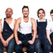 Gary Lucy leads new Full Monty cast, tour starts September