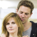 First look at Louise Brealey and Joe Armstrong in rehearsals for Constellations tour