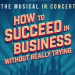 How To Succeed In Business Without Really Trying concert comes to Festival Hall