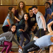 Exclusive rehearsal pics: Nathan Amzi, Victoria Hamilton-Barritt and cast prepare for In The Heights