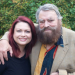 Brian Blessed plays King Lear opposite daughter