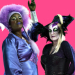 Susie McKenna joins Sharon D Clarke on stage at Hackney Empire for Mother Goose