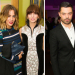 Photos: Dermot O'Leary and Caroline Flack celebrate with the cast of The Libertine