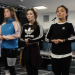 In rehearsals with Our Ladies of Perpetual Succour