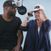 Judi Dench learns to rap with Lethal Bizzle