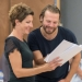 Photos: Tamsin Greig in rehearsals for The Intelligent Homosexual's Guide...