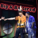 First look at Andrew Flintoff and cast performing in Fat Friends the Musical