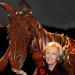 Mary Berry marks Remembrance Day with Joey and cast of War Horse