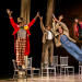 Michael Coveney: Scottsboro Boys hold forth and Des Barrit gets down