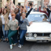 Gemma Arterton and the cast of Made in Dagenham visited by cars that inspired the story