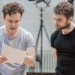 Photos: Daniel Radcliffe and cast in rehearsals for Rosencrantz and Guildenstern Are Dead