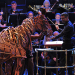 Joey gallops into the Royal Albert Hall for War Horse Prom
