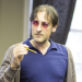 Alistair McGowan rehearses Jimmy Savile play