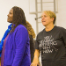 Susie McKenna: Behind the scenes at Mother Goose rehearsals